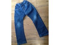 Boys jeans by Next, age 4-5