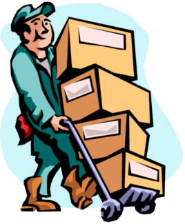 Aussi Movers $40 per hour