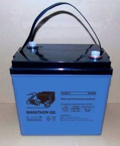 ✪ GOLF CART AGM / GEL BATTERY 240AMP 6V 2YEAR WARRANTY Ashmore Gold Coast City Preview
