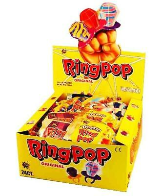 Ring Pops Bulk (Ring pop Original Bulk 24)