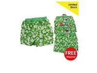 Hawaii baby boy swim shorts / swim nappies