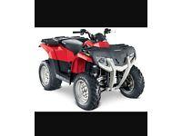 Polaris 350cc quad