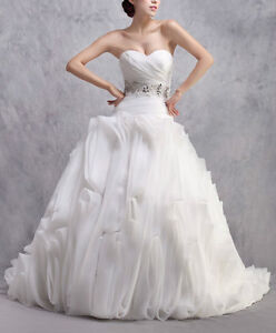 High quality Wedding Dress @$299 ONLY (custom made & brand new) London Ontario image 6