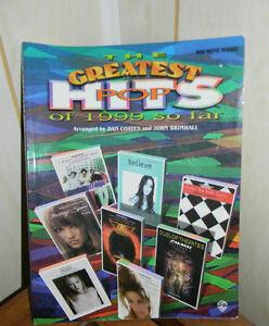 The Greatest Pop Hits of 1999 So Far Windsor Region Ontario image 1