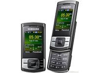 *Unlocked* Samsung C3050 Cheap Camera Mobile Phone Giff Gaff Works