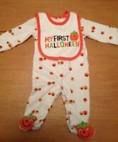 """My First Halloween"" (newborn)"