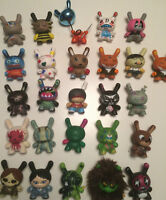 DUNNY ASSORTED SERIES LOT 22 VINYL TOYS