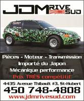 2001-2011 HONDA CIVIC REBUILT TRANSMISSION MANUEL A PARTIR 500$