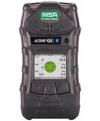 Msa Altair 5x Multi-gas Pid Detector Wcolor Display 10165445