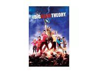 Big Bang Theory Maxi Poster - 2' x 3'