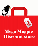 Mega Magpie discount outlet