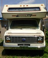 Ford Travelaire Motorhome