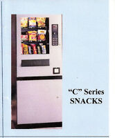 Machine distributrice de Snack