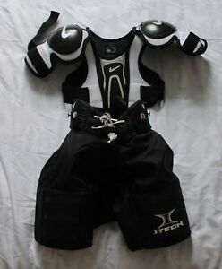 NIKE ITECH Hockey Gear Equipment