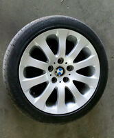 BMW E90 OEM Rims with tires