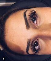 Extensions de cils- eyelash extensions $70