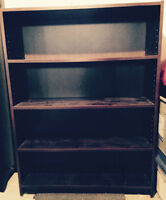 Moving Sale: Bookcases & Table