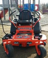 Mowing In Alberta Services, Inc. AERATION ENTIRE LAWN $80.00