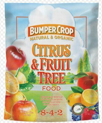 Bumper Crop Citrus & Fruit Tree Fertilizer - Fruit Tree Fertilizers