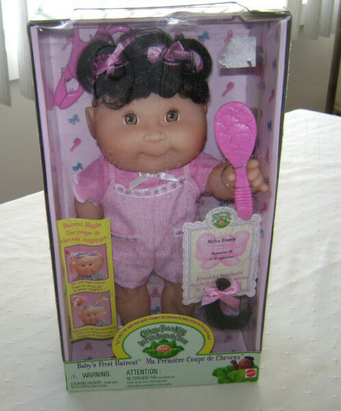1999, Cabbage Patch Kids - Baby's First Haircut (BRAND NEW ...
