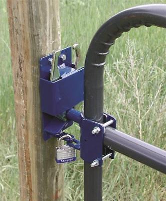 - NEW SPEECO S16100100 2 WAY LOCKABLE FARM TUBE GATE LATCH KIT 8378259