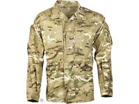 Legit British army MTP brand new smock shirt