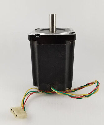 Nema 34 1200 Oz-in Stepper Motor With Encoder Kl34h2120-60-4b