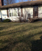BEAUTIFUL 3 BEDROOM BUNGALOW NEW WEST END, JUNE 1 or JULY 1