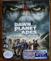 Blu-ray L'aube Planète Singes Dawn Planet Apes