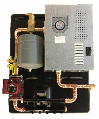 RMS-11 Radiant Floor Heat Zone Pre-Assembled System Electric Boiler Hydronic