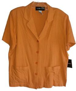 100% Silk Blouse Top Jacket - Small - NEW Gatineau Ottawa / Gatineau Area image 1