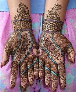 Henna For  Christmas parties and wedding Kitchener / Waterloo Kitchener Area image 8
