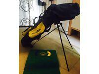 Junior Dunlop golf set