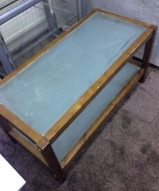 Coffee Tables TV Units Side Tables £10 each Good Condition Can Deliver Locally for £5
