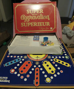 Super Aggravation 1984- by Irwin Toy-Complete