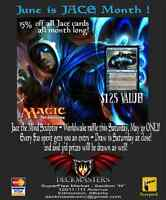MTG Magic Cards Store -June is Jace Month! - New FOIL proxies!