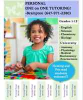 Need a Tutor for your child?