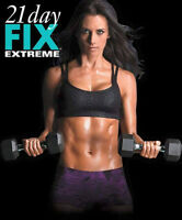 21 Day Fix and 21 Day Fix Extreme Plus a FREE Gift