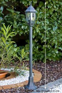 Lampadaire ext rieur luminaire lampe sur pied lampe de jardin en aluminium 29 - Lampadaire exterieur a vendre ...