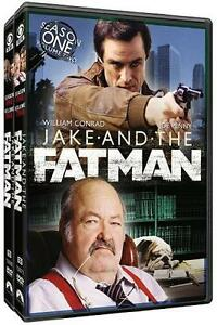Jake-and-the-Fatman-The-Complete-Season-One-Volume-1-2-DVD-NEW-sealed