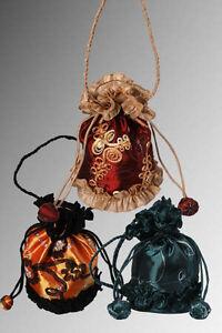 Medieval-or-Baroque-Renaissance-Style-Elegant-Hand-Bag-Pick-Your-Purse-Color