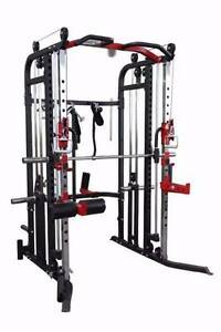 Armortech F30 Functional Trainer/Smith Machine/Squat Rack Malaga Swan Area Preview