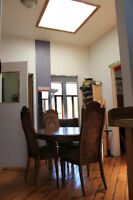 Large Plateau 5.5 with 3 Closed Rooms- Avail. Immediately