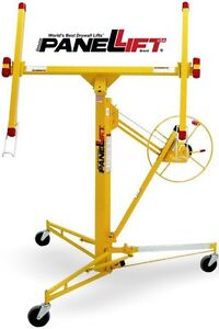 TELPRO Certified Drywall Panel Lift For Rent-$20/wk-Lifts 12.5'