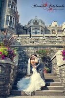 Special offer on wedding videography - $1400