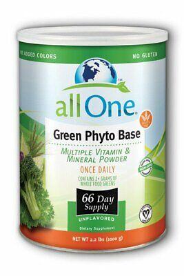 Base 2.2 Lb Powder - Nutri Green Phyto Base All One 2.2 lbs Powder