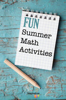 Math Camp- 2 week SUMMER SCHOOL in July and August