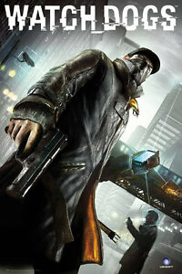 WATCHDOGS for Xbox One, selling for $20