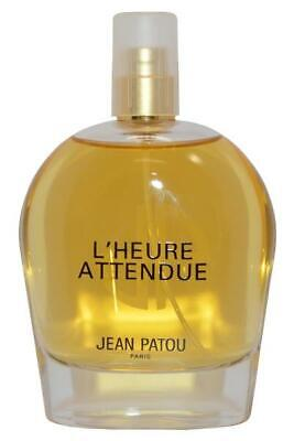 Jean Patou Collection Heritage L'Heure Attendue EDP Spray 100ml  PLS READ