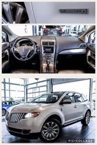 2012 Lincoln AWD MKX Limited Edition